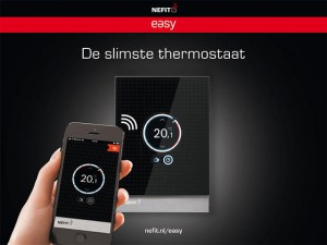 Nefit easy thermostaat